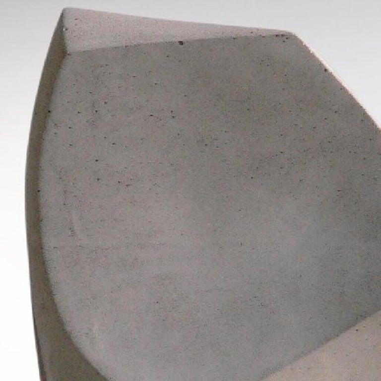 Concrete Sculpture 'Phönix II' by Carola Eggeling For Sale 1
