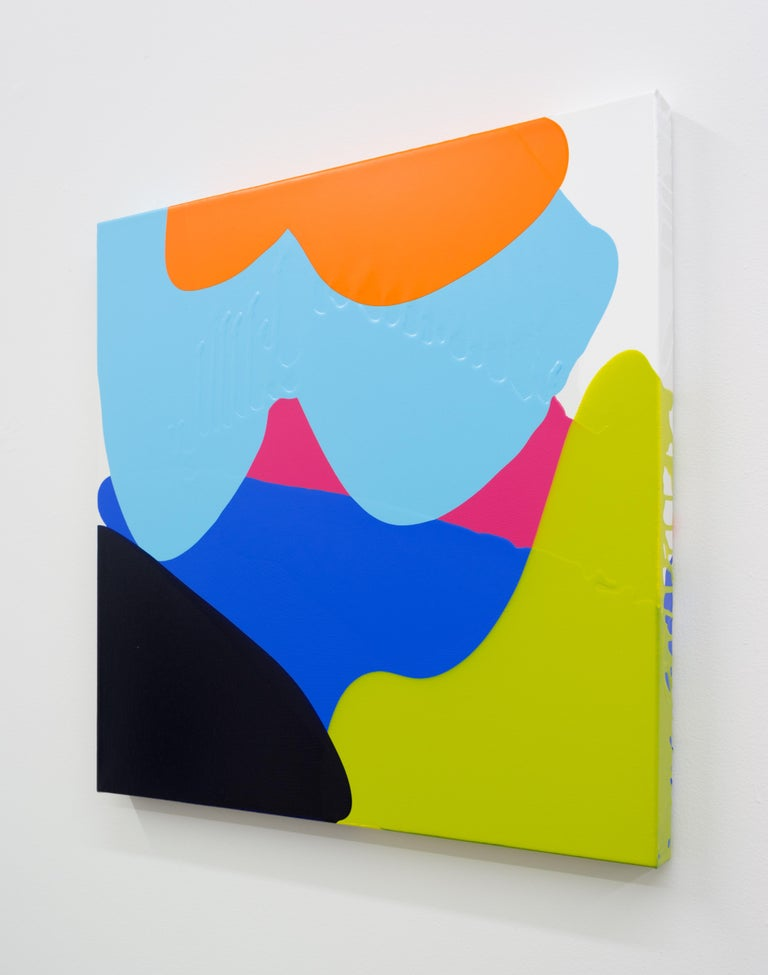Carolanna Parlato received her MFA from the San Francisco Art Institute. Her paintingshave been written about in numerous publications including The New York Times, Art in America, The Boston Globe,Artcritical, ArtNews, Two Coats of Paint, The