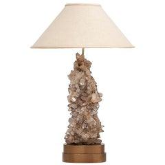 Carole Stupell Quartz Table Lamp, 1950