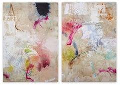 Friday Harmony (Abstract painting)