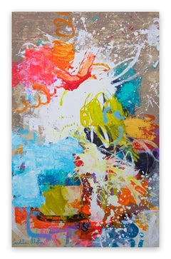 Larger than Life (Abstract painting)