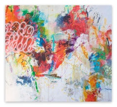 Valentine (Abstract painting)