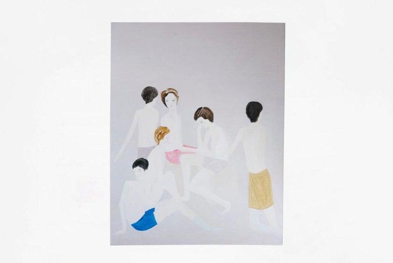 Italian Carolina Antich, Jóvenes, Venice, 2019 For Sale