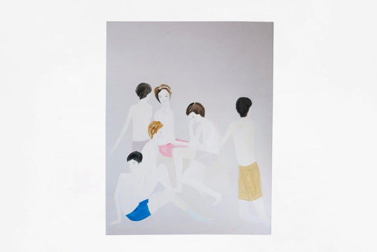 Carolina Antich, Jóvenes, Venice, 2019 In New Condition For Sale In Barcelona, ES