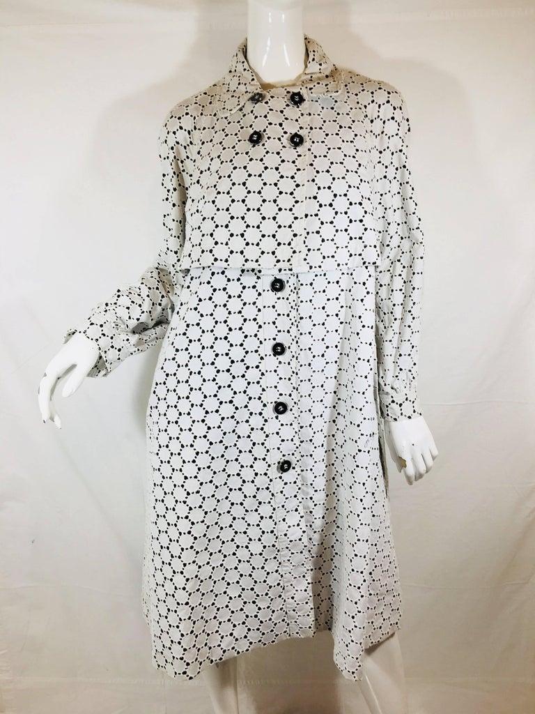 Carolina Herrera 2 Piece Dress and Jacket Set For Sale 6
