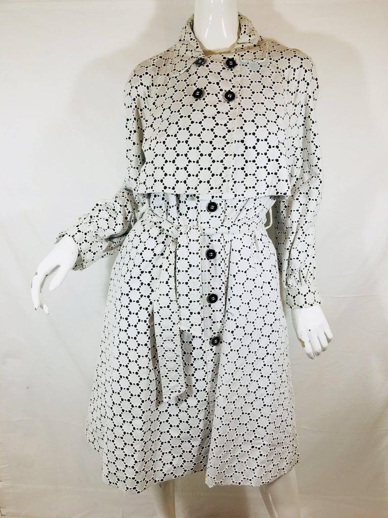 Carolina Herrera 2 Piece Dress and Jacket Set For Sale 10