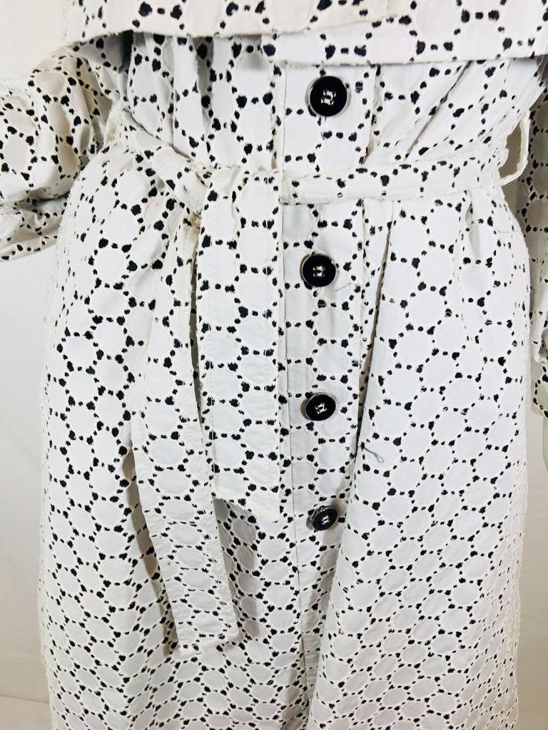 Carolina Herrera 2 Piece Dress and Jacket Set For Sale 11