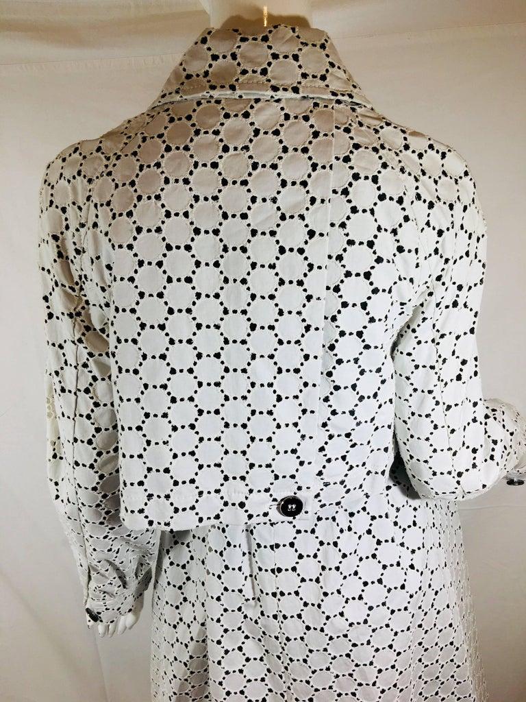 Carolina Herrera 2 Piece Dress and Jacket Set For Sale 12