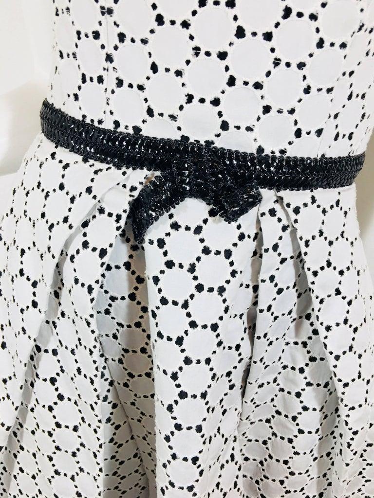 Gray Carolina Herrera 2 Piece Dress and Jacket Set For Sale