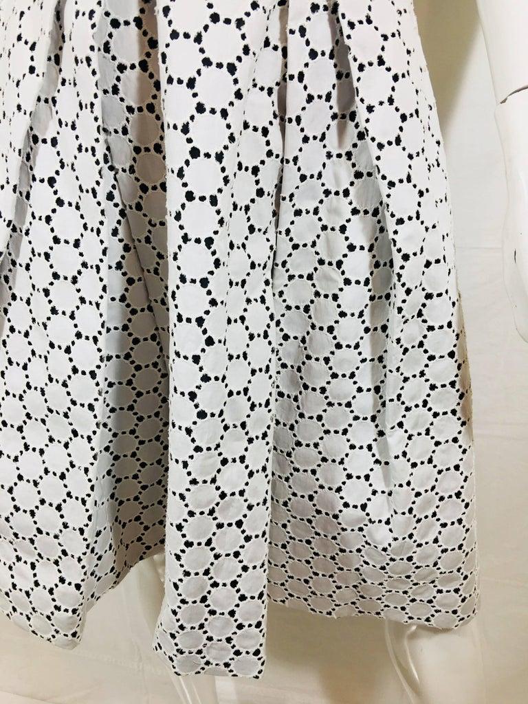 Women's or Men's Carolina Herrera 2 Piece Dress and Jacket Set For Sale