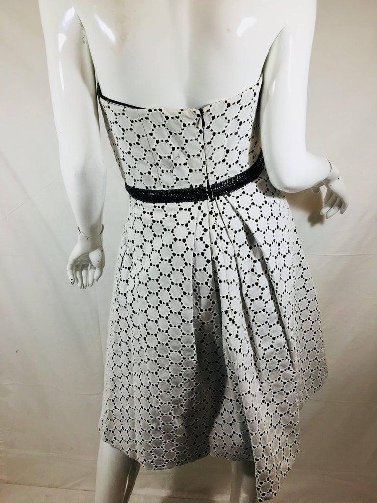 Carolina Herrera 2 Piece Dress and Jacket Set For Sale 2