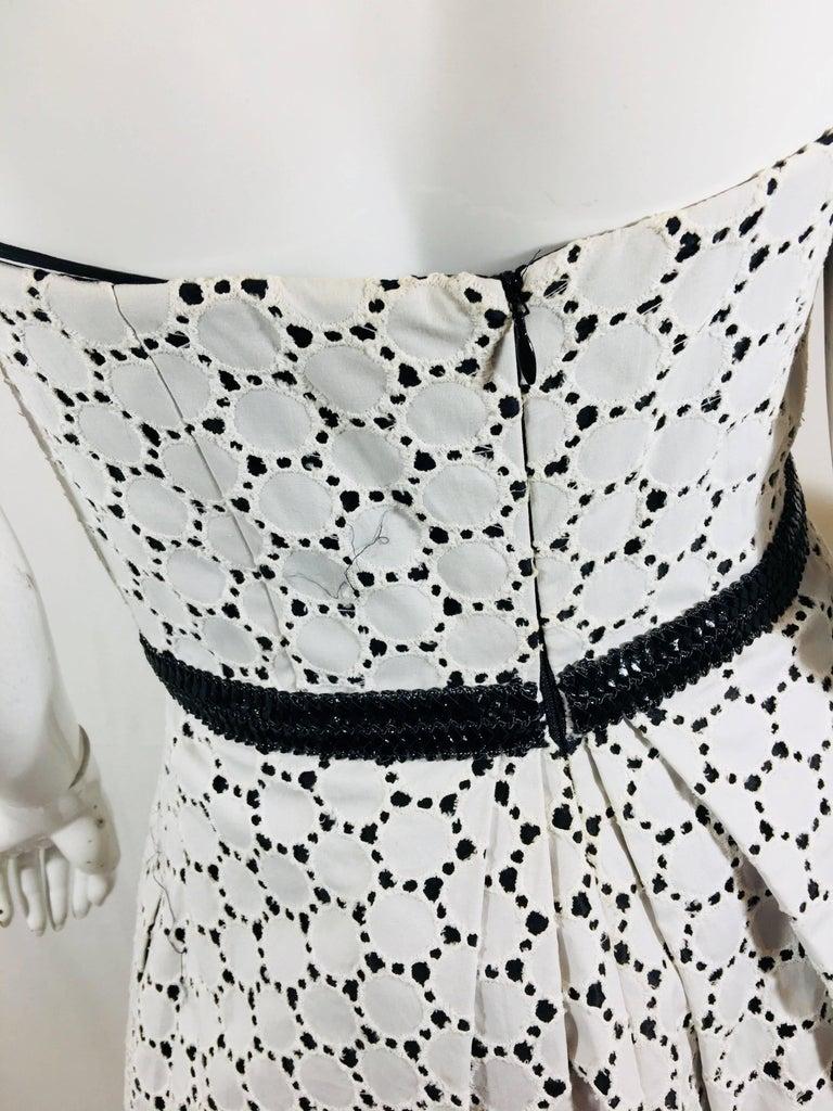 Carolina Herrera 2 Piece Dress and Jacket Set For Sale 3