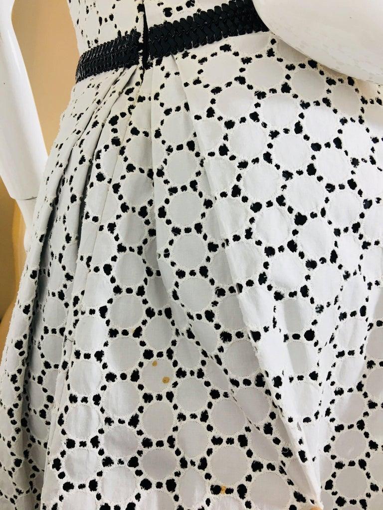 Carolina Herrera 2 Piece Dress and Jacket Set For Sale 4