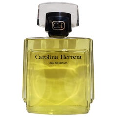 Carolina Herrera Store Display Factice Perfume Bottle