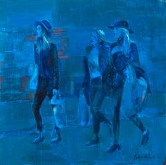 3 Girls on a Street