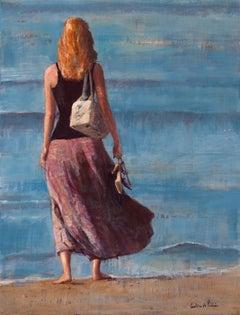 La Jeune Femme et la Mer