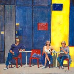 Le Café de la Rue d'Argout
