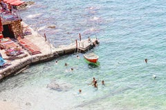 """""""Bagni International de Maria,"""" Coastal Photograph, 30"""" x 45"""""""
