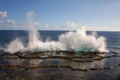 "Blowhole #1, Nuku'alofa, Tonga, 30"" x 40"""