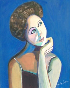 Elizabeth, Painting, Oil on Canvas