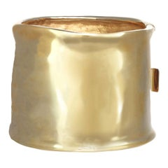 Carolyne Roehm x CINER Organic Gold Cuff
