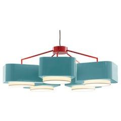 Carousel Suspension Lamp