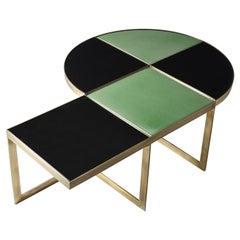 Carousel Table Set by La Récréation - P. Angelo Orecchioni Arch.