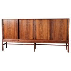 Carpenter Anderson & Bohm, Sideboard in Brazilian Rosewood