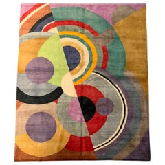 Carpet After Sonia Delaunay