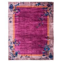 Carpet China, 1940s
