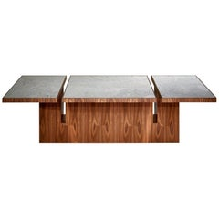 Carrara Contemporary Dining Table for 14 Pax by Luísa Peixoto