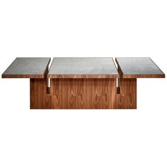 Carrara Contemporary Dining Table for 12 Pax by Luísa Peixoto