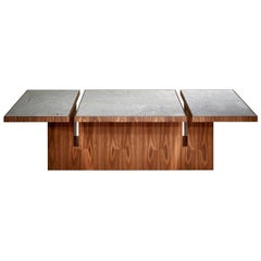 Carrara Contemporary Dining Table for 18 Pax by Luísa Peixoto