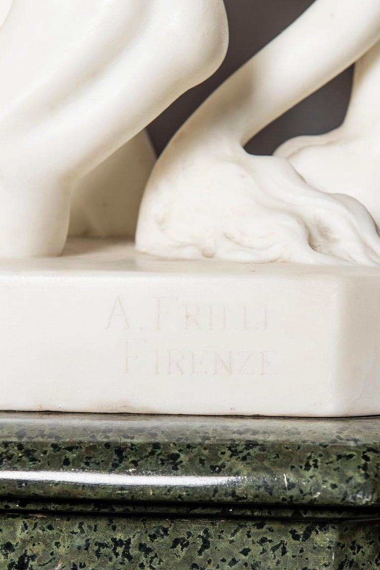 Carrara Marble Sculpture