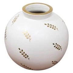 Carrara Vase by Wilhelm Kåge for Gustavsberg, Sweden