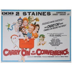 Carry On At Your Convenience (1971) Poster