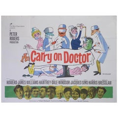 Carry On Doctor '1967' Poster