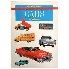 Cars Tin Toy Dreams by Teruhisa Kitahara, First Edition