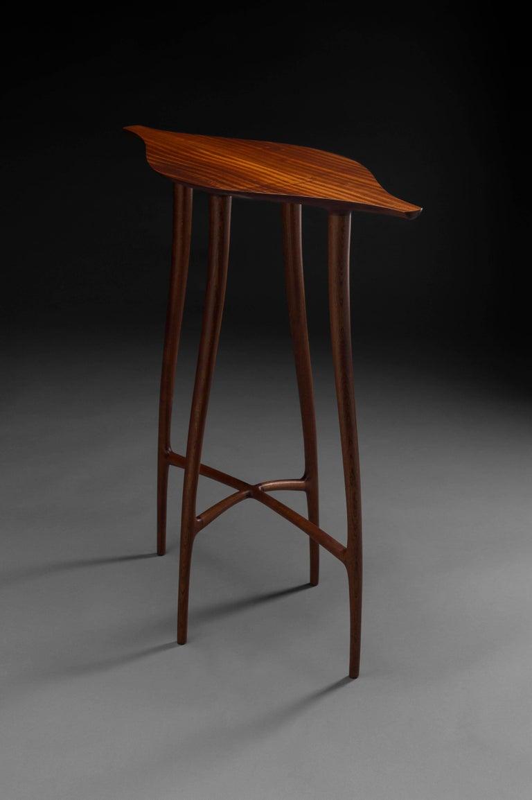 Contemporary Carter Hopkins Sapele High Table, 2016 For Sale