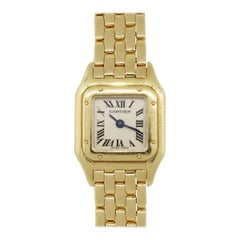 Cartier 1130 Mini Panthère Ladies Wrist Watch