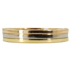 Cartier 18 Karat Gold Trinity Ring Band