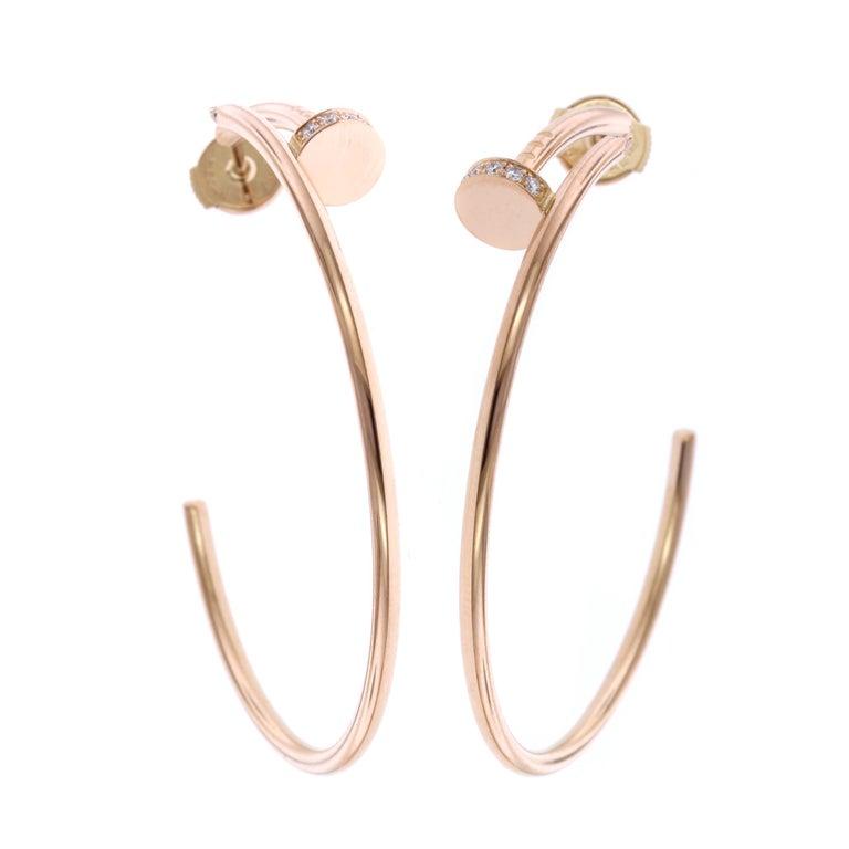 3970210cc Daftar Harga Cartier Juste Un Clou Earrings Earrings Termurah 2018 ...