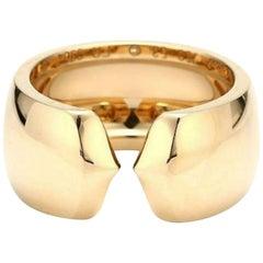 Cartier 18 Karat Yellow Gold Luxury Ring