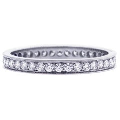 Cartier 1895 Diamond Band Ring