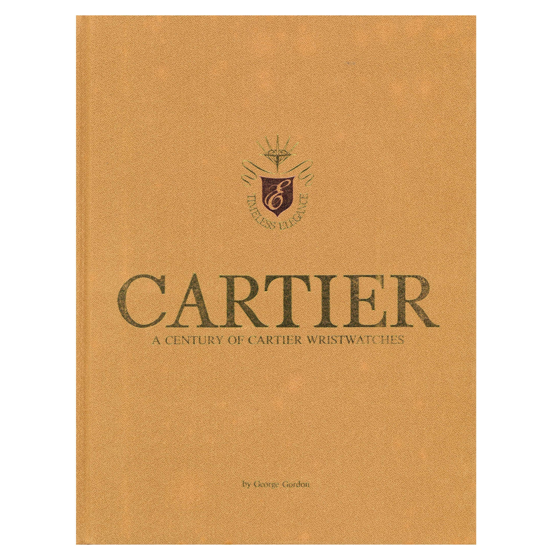 CARTIER, A Century of Cartier Wristwatches 'Book'