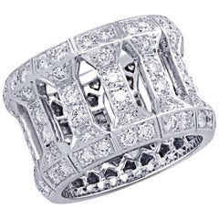 Cartier Anthalia Diamond Ring