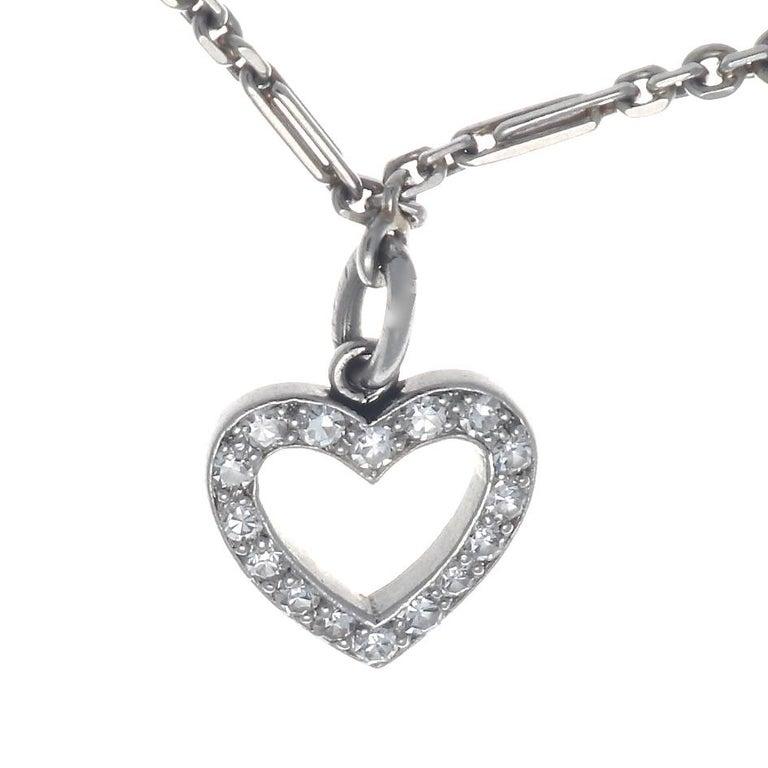 Art Deco Charm Bracelet For Sale 1