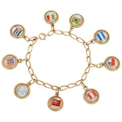 1930s Charm Bracelets