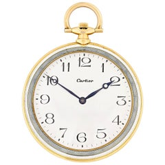 Cartier Art Deco Pocket Watch