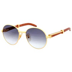 Cartier Bagatelle Palisander Sunglasses